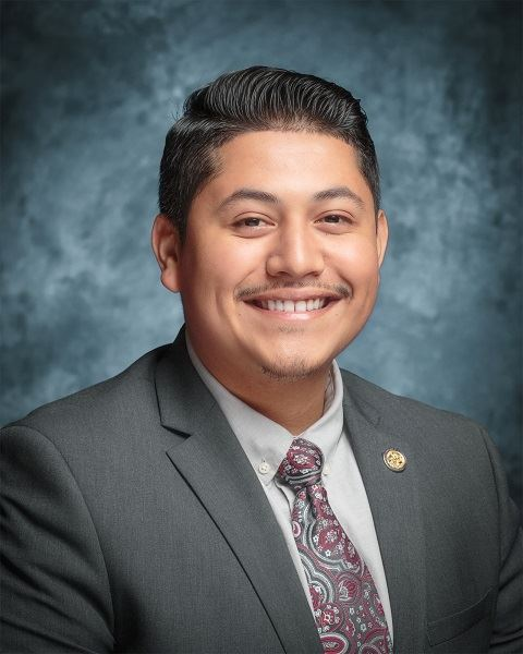 Councilmember Abel Pineda