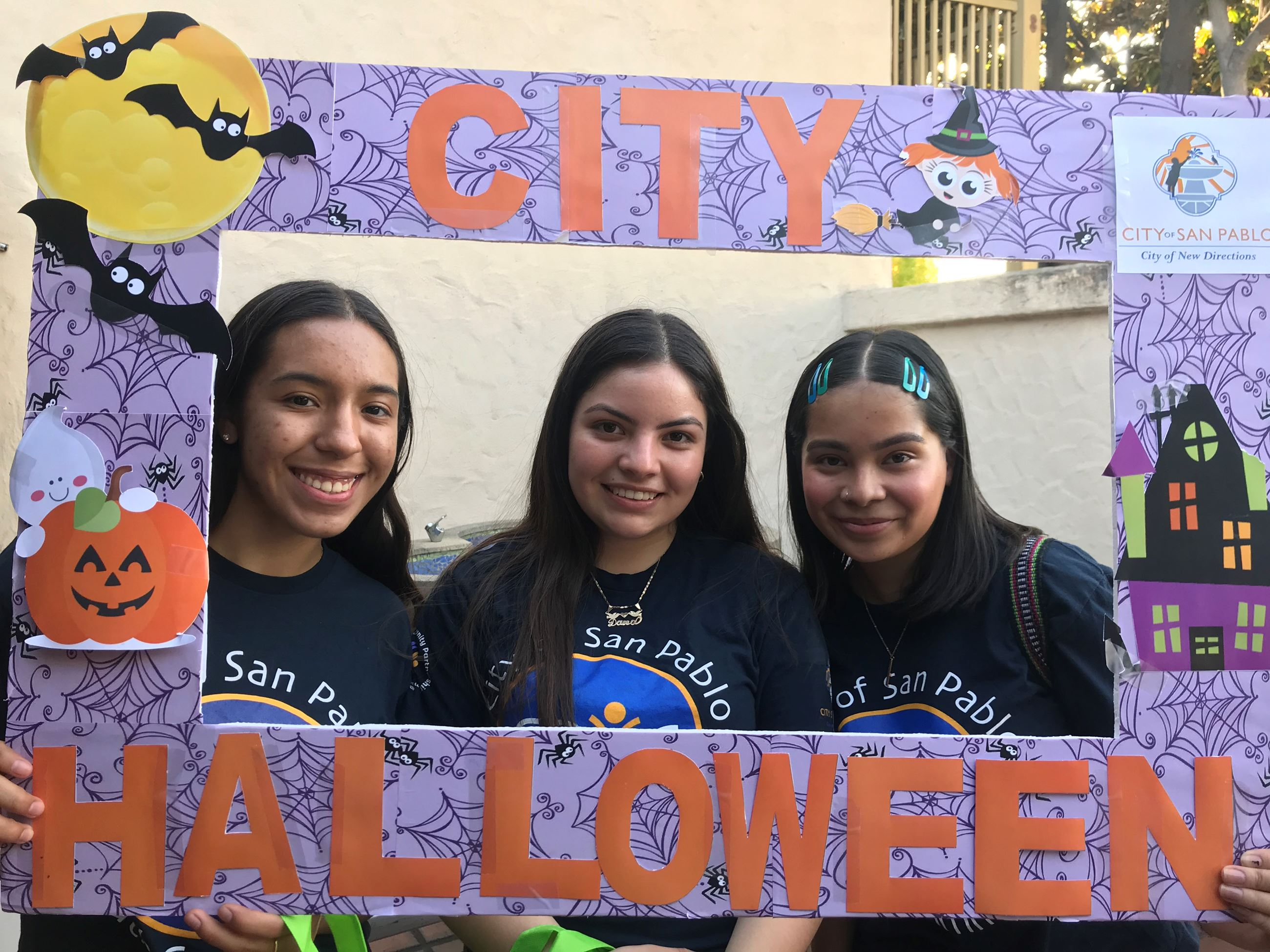 City Hall-o-ween Event