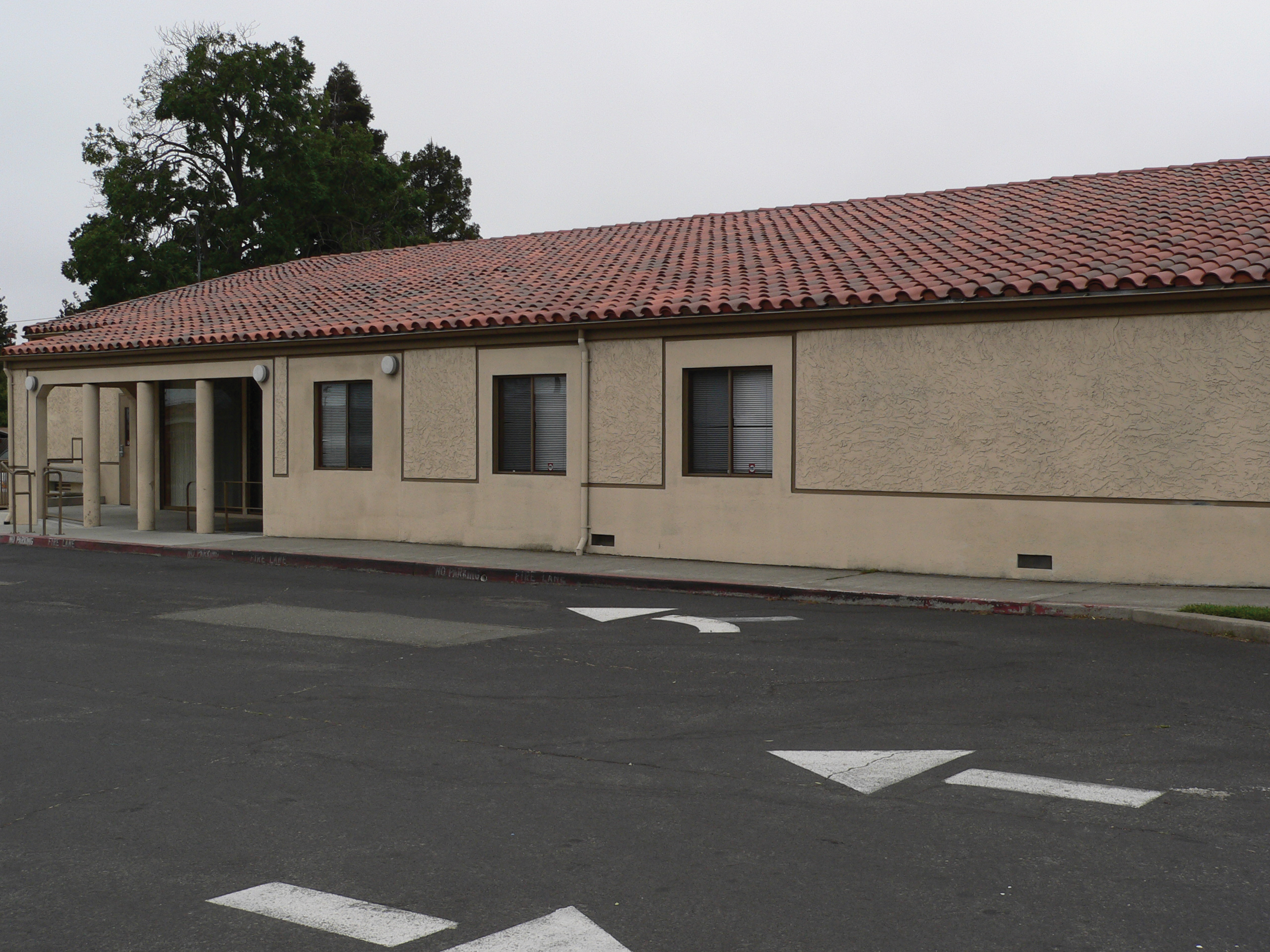 San Pablo Senior Center