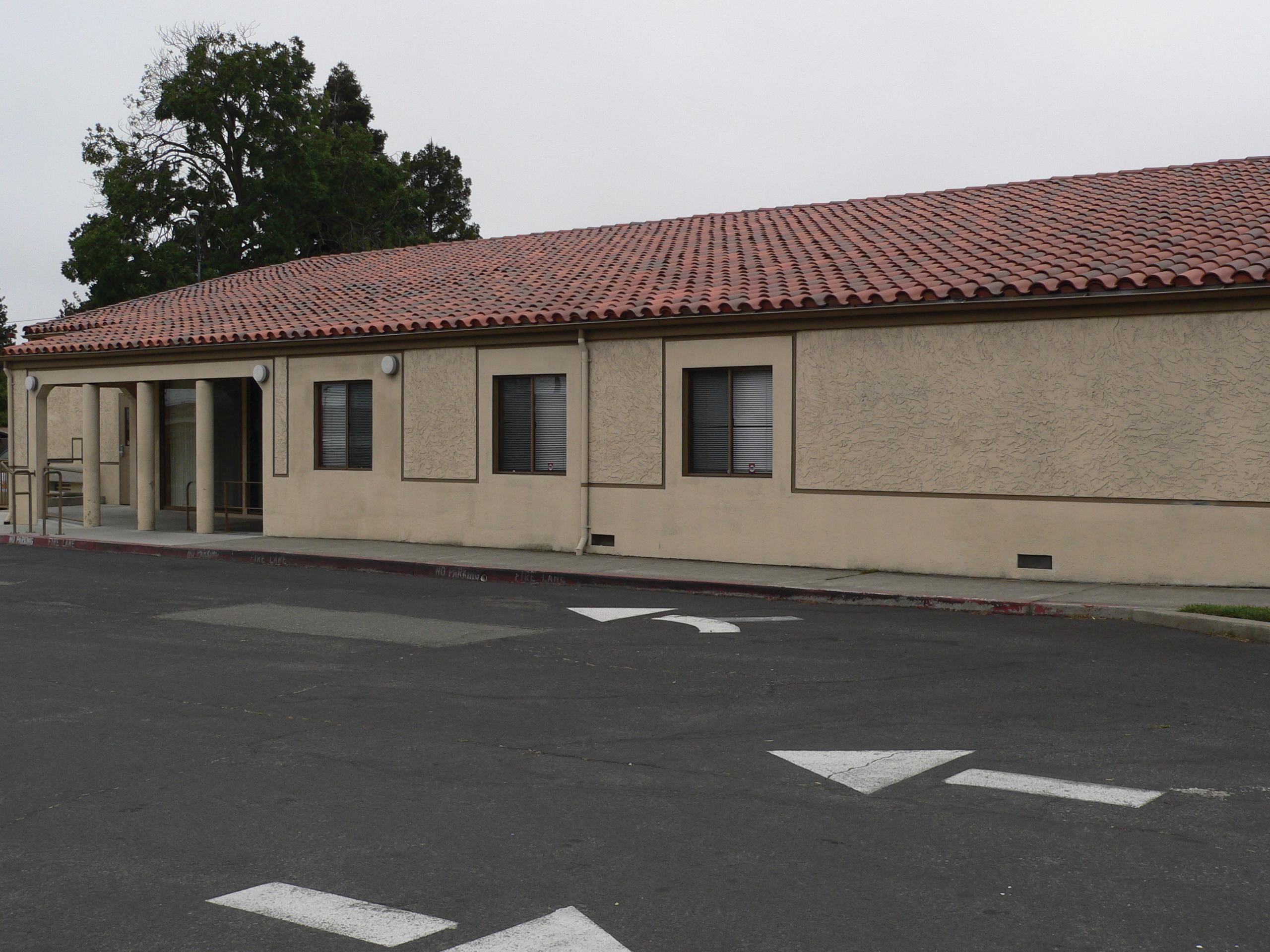 San Pablo Senior Center