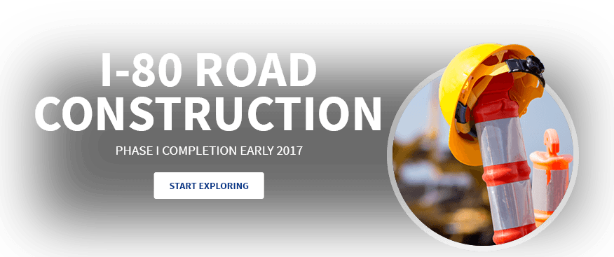 I-80 Road Construction - Phase I Completion Early 2017