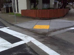 ADA Upgrades and Curb Ramps